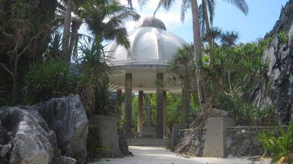 chapelle de l'île de Matinloc