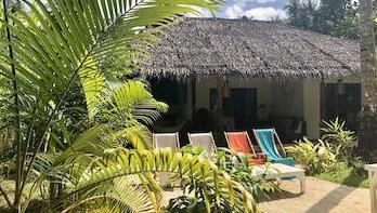 El Nido Villa vue du jardin