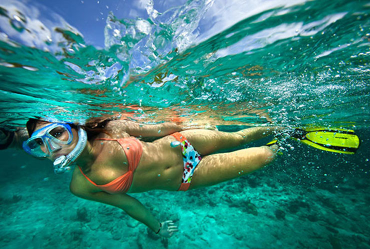 snorkeling elnido